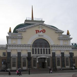 Железнодорожные вокзалы Кондинского